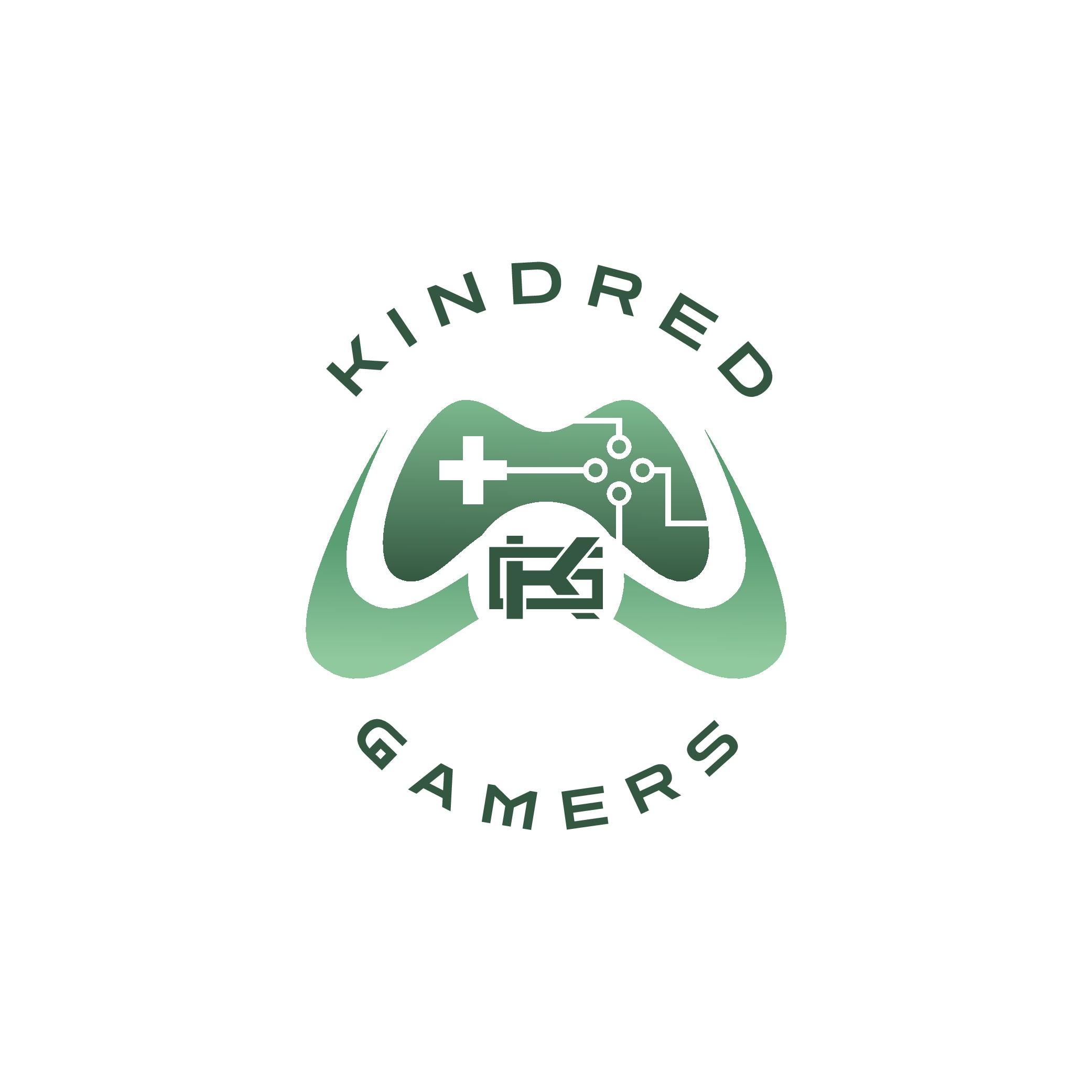 Design a cool logo for a Gamer's social media site