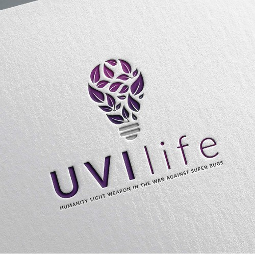 Logo - UV lamp