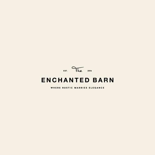 Logo Concept // Enchanted Barn