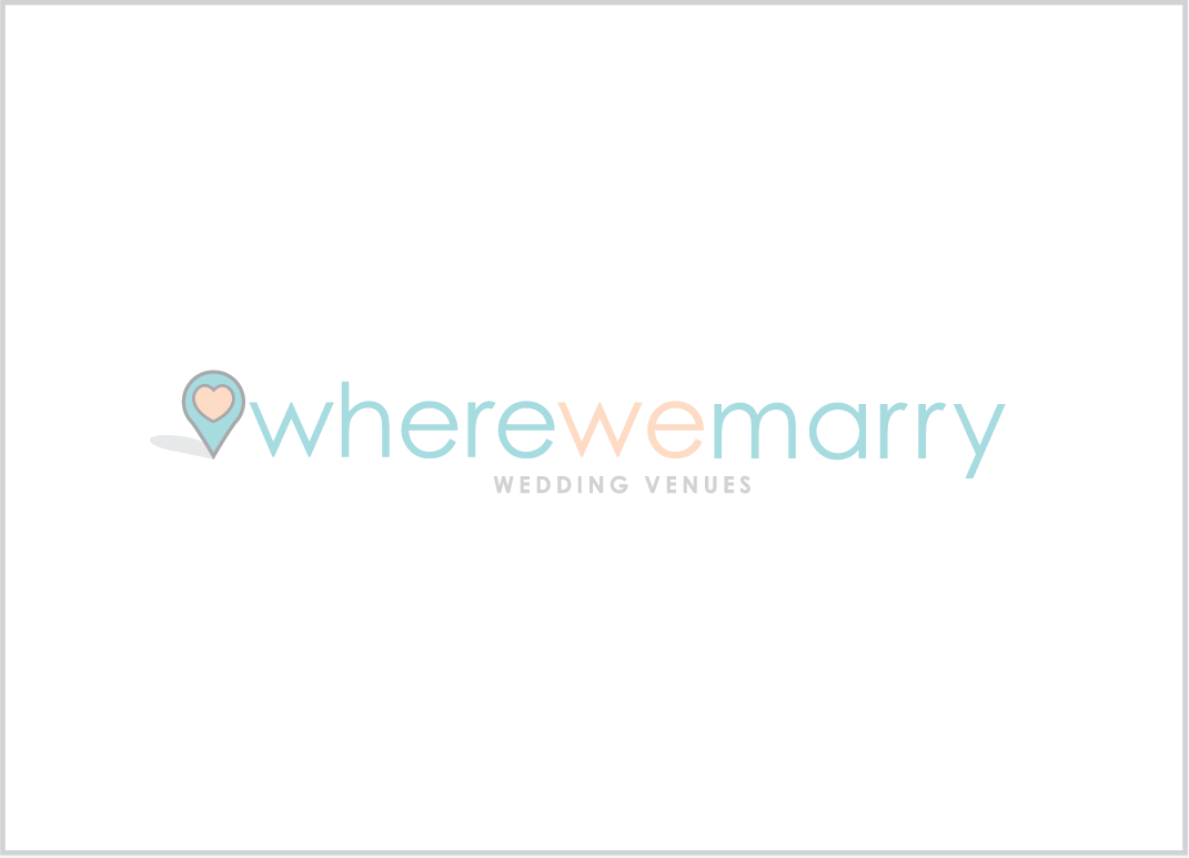 Where We Marry needs a new logo