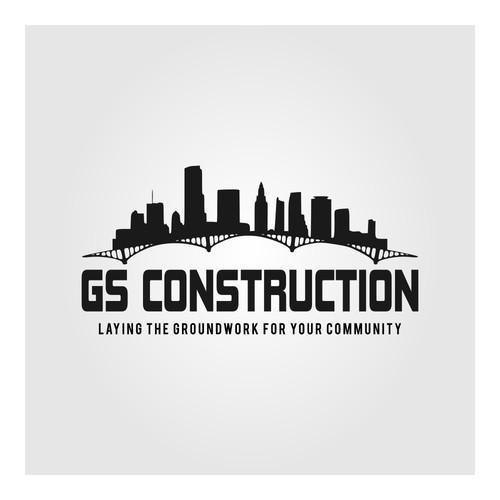 GS Construction Logo
