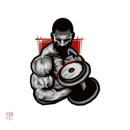 Gym Illustration