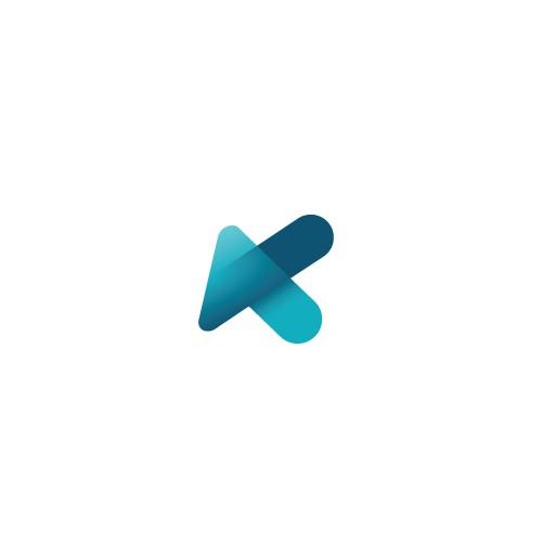 Modern K Mark