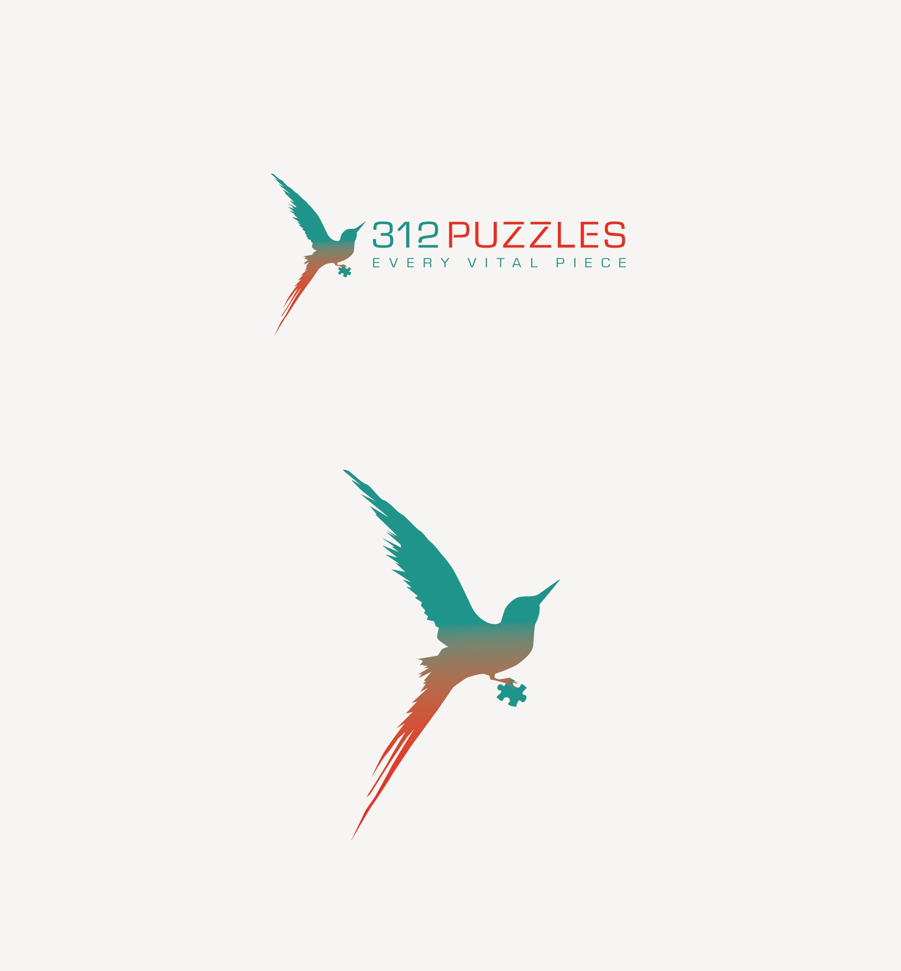 312 Puzzles needs your help in designing a BRAND IDENTITY