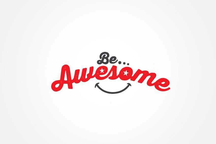 New logo wanted for Be...Awesome