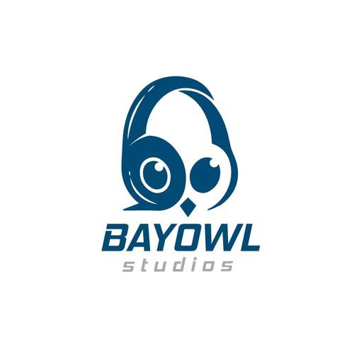 Logo For BayOwl Studios