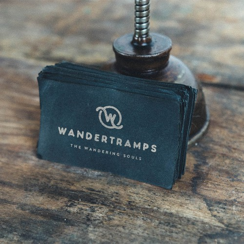 WanderTramps Mockup
