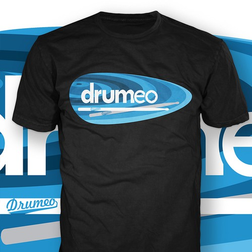 """""""Drumeo"""" t-shirt"""