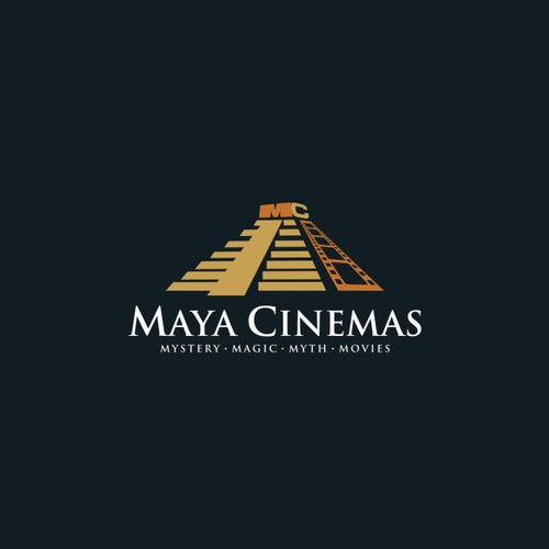 logo for a chain of movie theaters