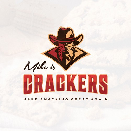 Mike is Crackers