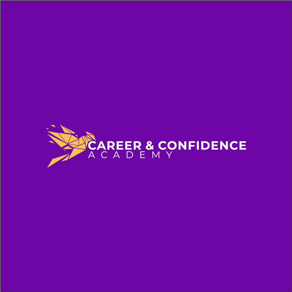 Design a logo that speaks to being confident in who you are and what you can accomplish!