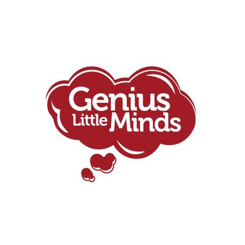 Genius Little Minds Logo
