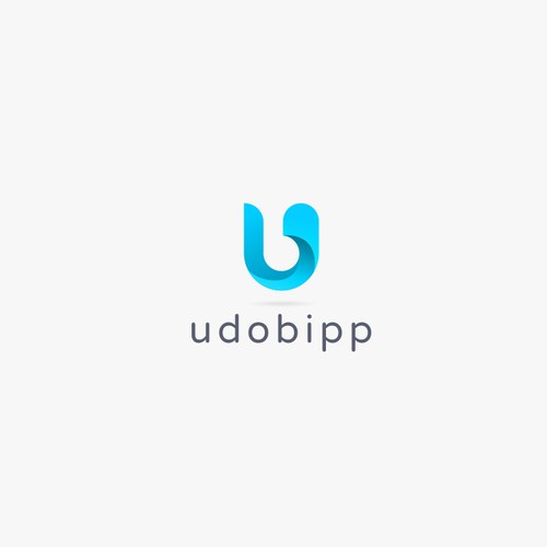 logo concept for udobipp