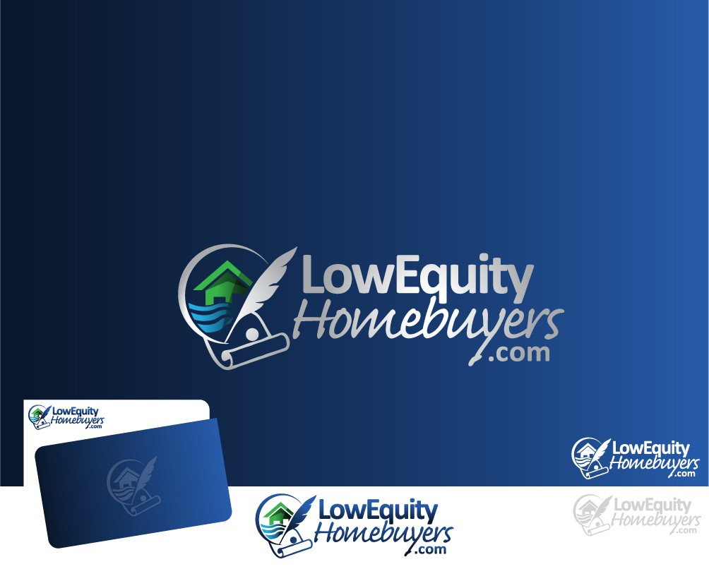 New logo wanted for Low Equity Homebuyers.com