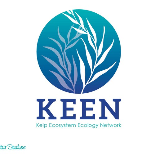 Create a Logo for the Kelp Ecosystem Ecology Network