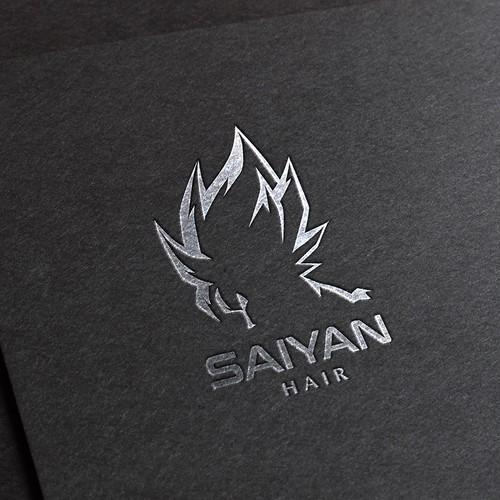 Saiyan Hair