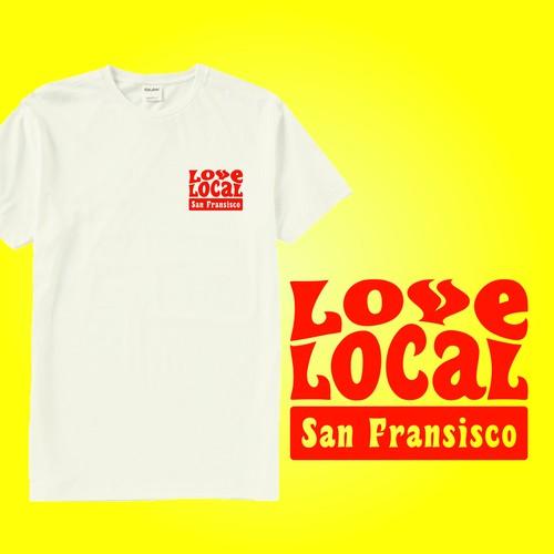 Simple T shirt text design