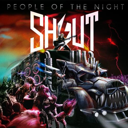 Heavy metal cover album