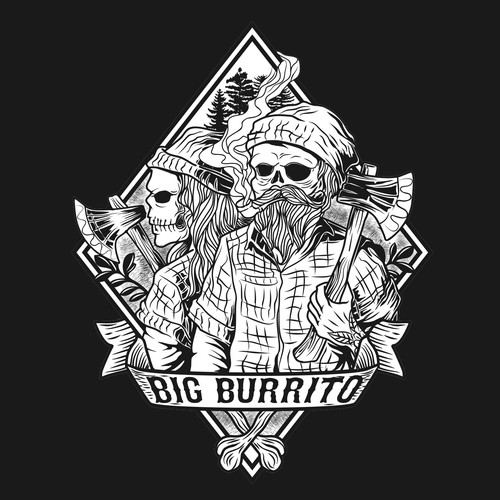 Big Burrito Merch
