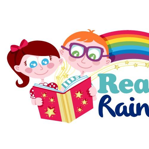 Reading Kids Logo