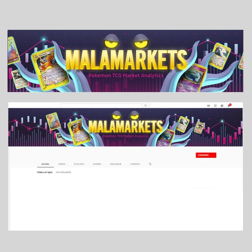 Youtube cover for Malamarkets