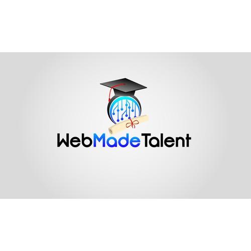 Live from StartupWeekend Paris! Help WebMadeTalent with a mind blowing logo design