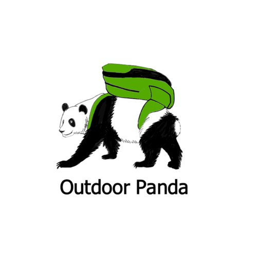 outdoor panda