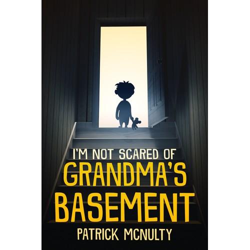 I'm NOT Scared of Grandma's Basement Book Cover