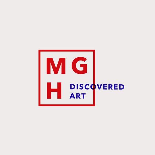 Bold Logo for Art Gallery