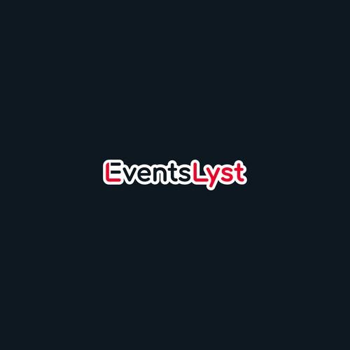 Eventslyst   Logo Design