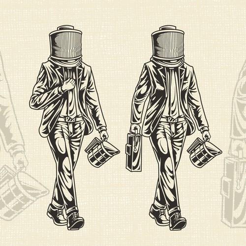 Custom Graphic Illustration