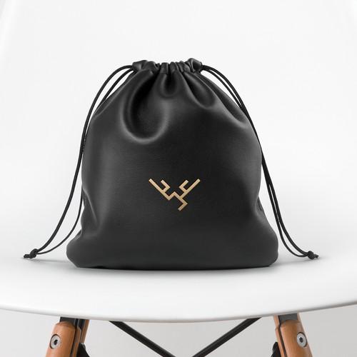 Memorable logo design for Portland Leather