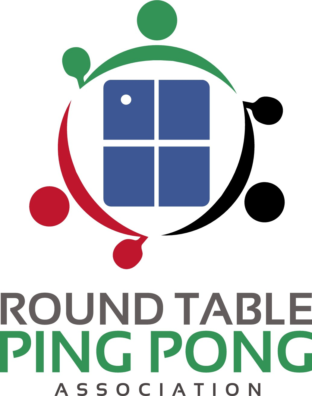 New Ping Pong Association needs defining logo!