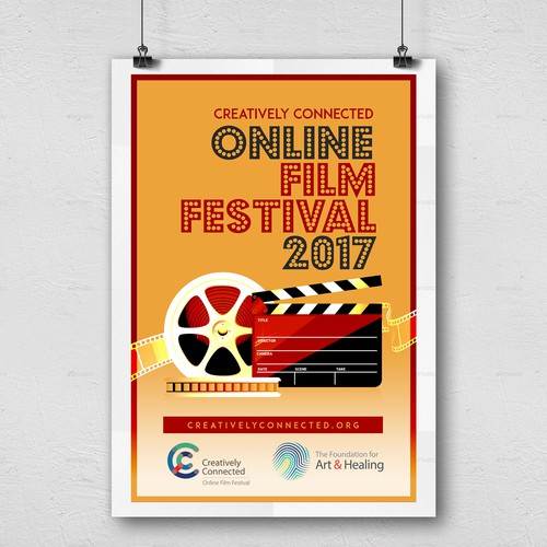Creatively Connected Online Film Festival 2017