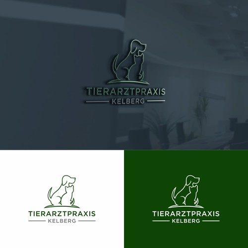 German small animal practice is looking for a convincing logo