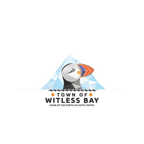 logo design for the Town of Witless Bay
