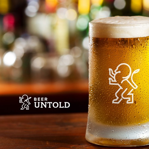 Logo Design for Beer Untold