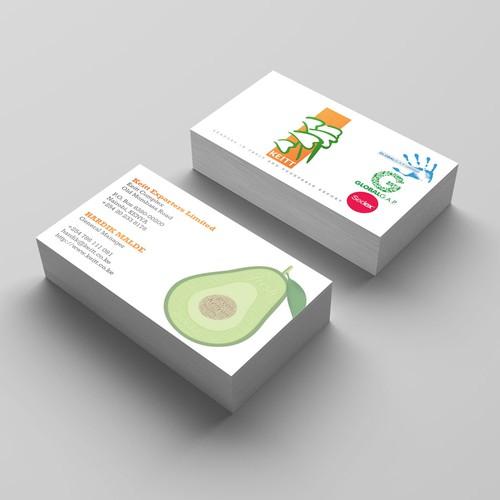 KEITT Business Card