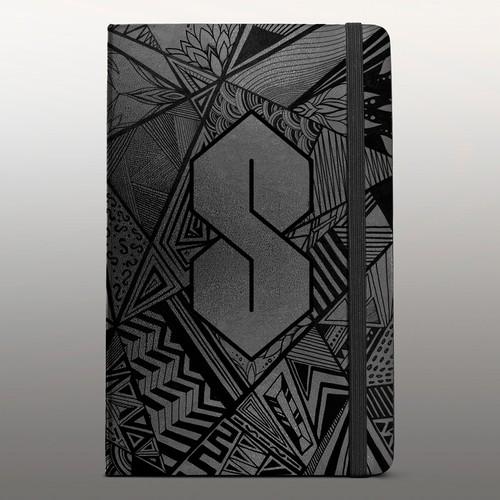 Design Custom Moleskine Cover