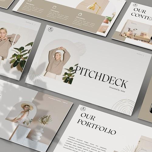 Fashion Pitchdeck