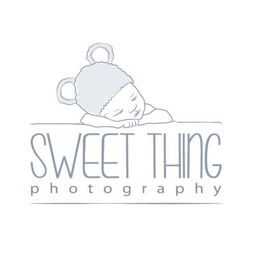 newborn photography logo
