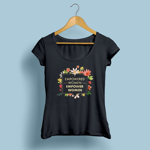 T-Shirt design for Detroit women book and party lovers