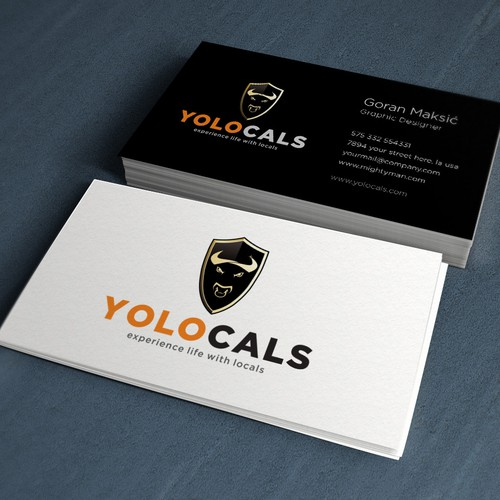 Logo for YOLOCALS