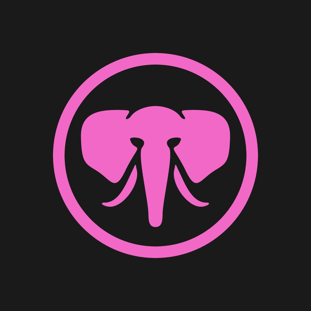 Need a cool elephant logo for hats.