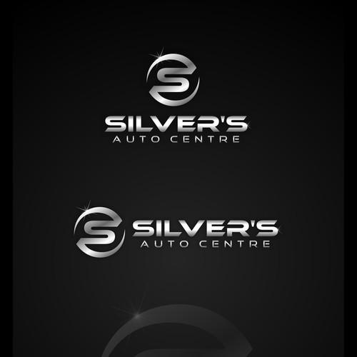 SILVER'S AUTO CENTER LOGO
