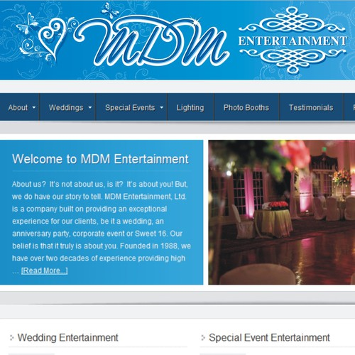 New logo wanted for MDM Entertainment