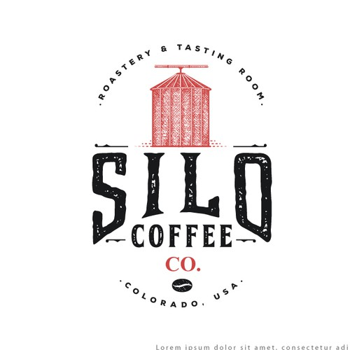 Logo for Silo Coffee Co.
