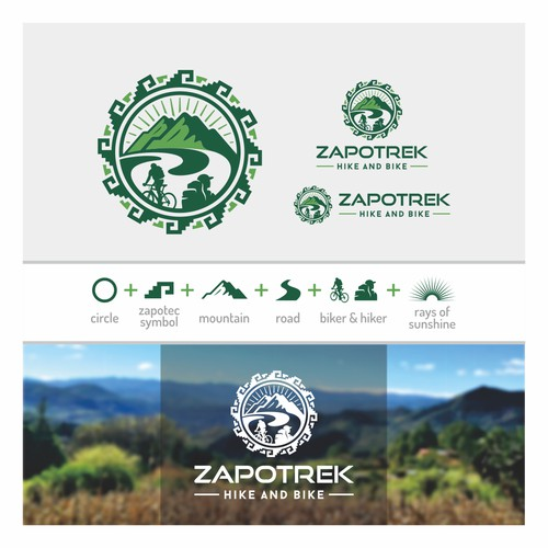 ZAPOTREK Hike and Bike