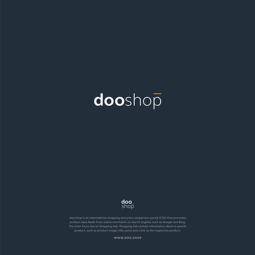 Logokonzept für ein Unternehmen, das Onlineshops aufbaut und betreut