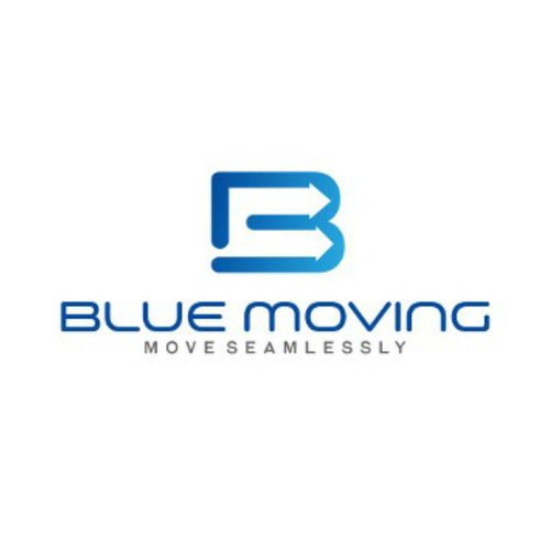 Modern logo for Household/Office moving